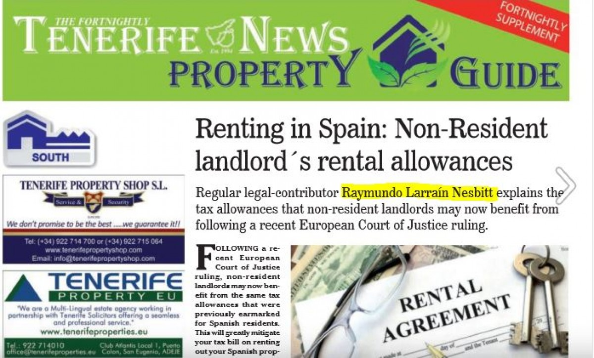 Tax Relief On Rental Property Th